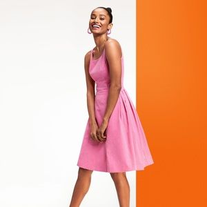 Isaac Mizrahi Pink Dress